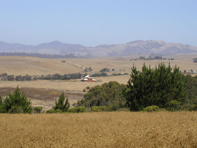Photo of San Simeon Trail